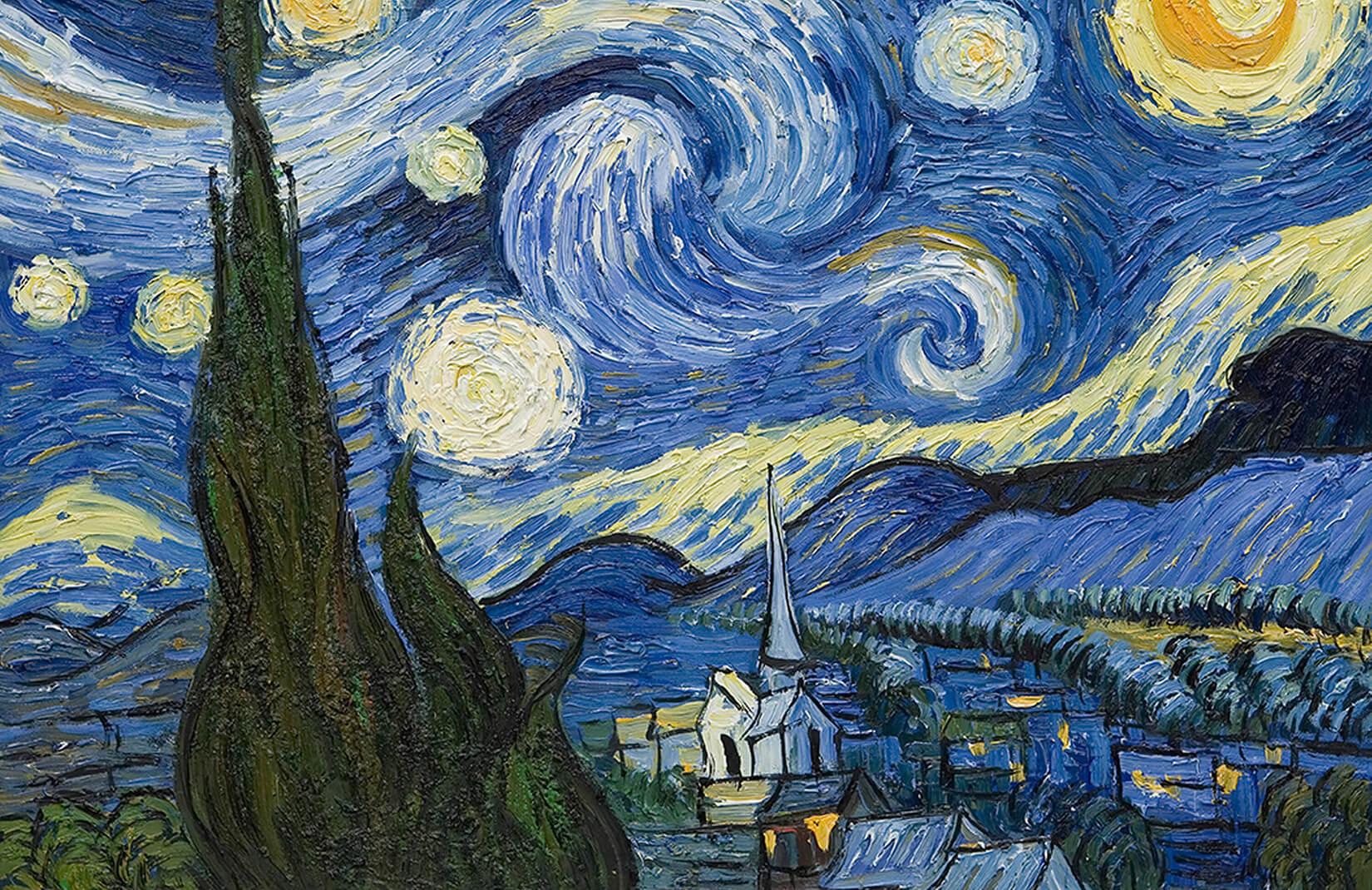 Vincent van Gogh — adeprin