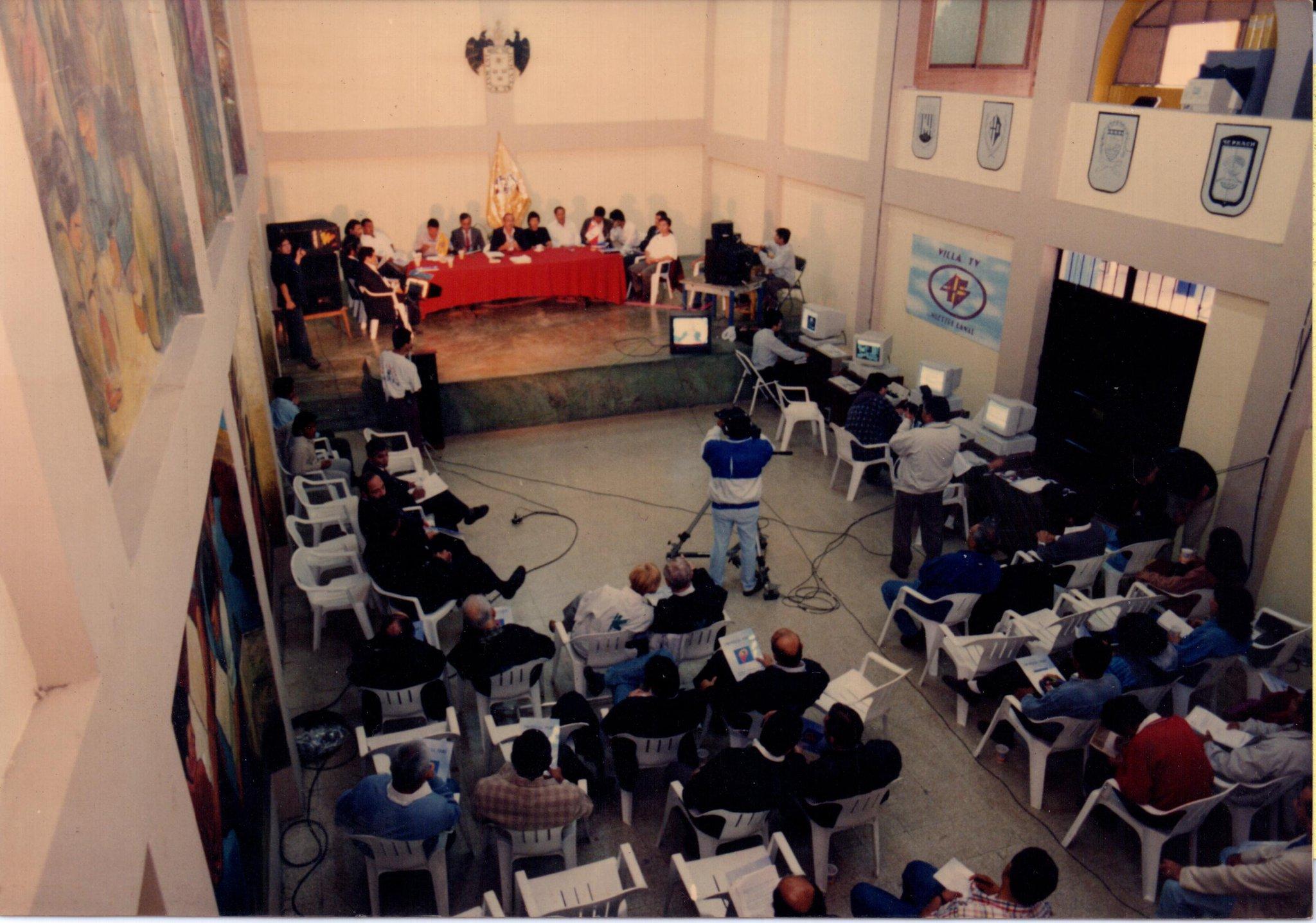 Kybernesis 1997 - Villa El Salvador