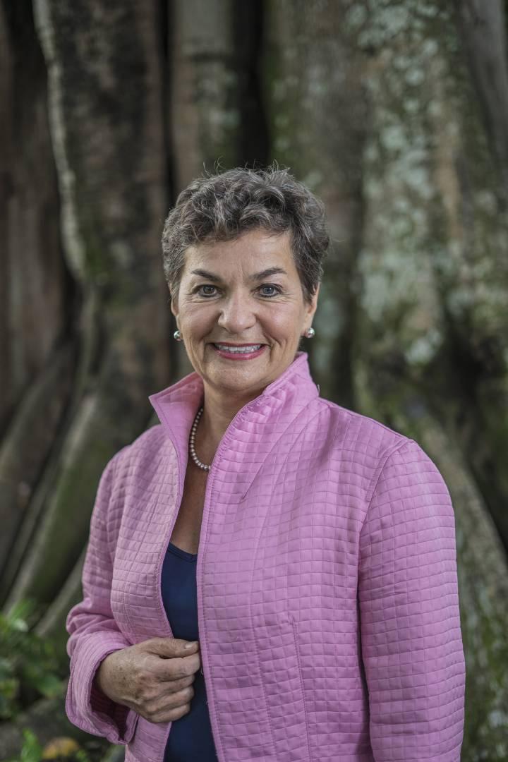 Christiana Figueres.gladys serrano