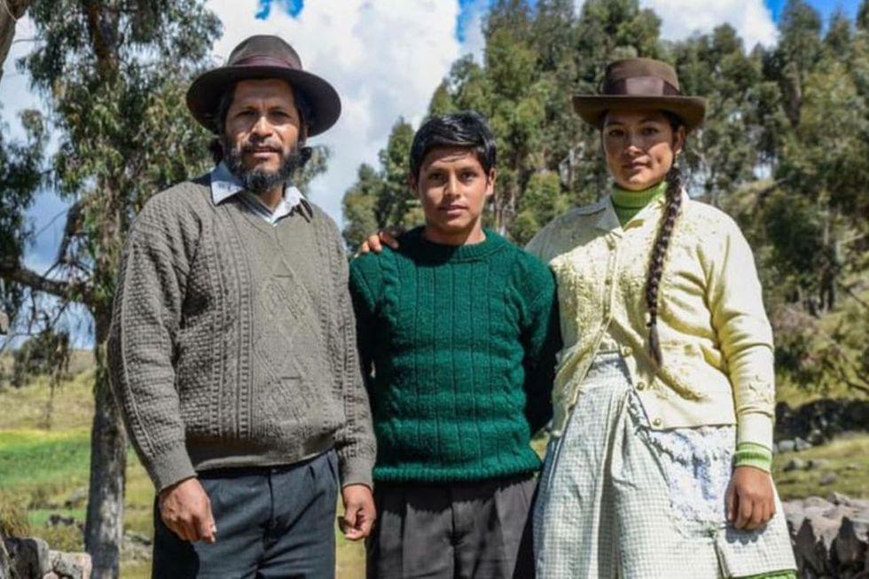 La película contaba con la actuación de Amiel Cayo, Junior Béjar Roca y la reconocida actriz Magaly Solier. (Foto: Difusión)
