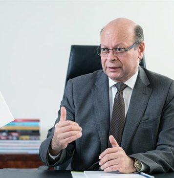 CARLOS LINARES. PRESIDENTE DE COFIDE, BANCO DE DESARROLLO DEL PERÚ