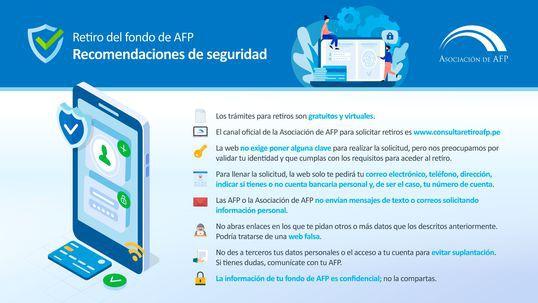 Asociación de AFP. Foto: Twitter