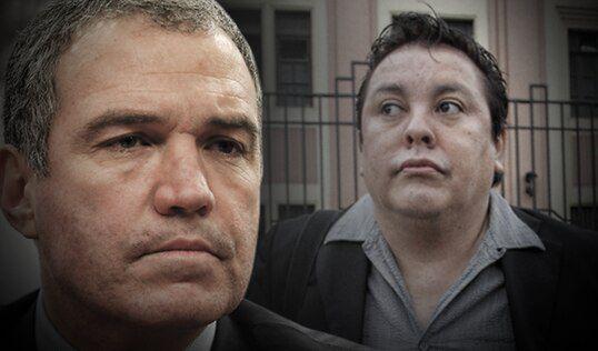 Salvador del Solar se reunió con 'Richard Swing' cuando era ministro de Cultura.